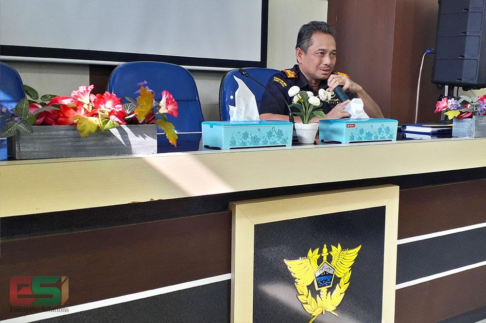 Acara workshop ditutup oleh pak Ir Noviandi (Foto: Adrian Sabagus / EDIfly Solusi Indoensia)