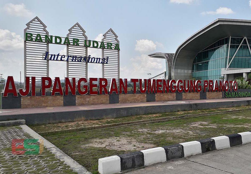 Instalasi EDIFly untuk Bandar Udara APT Pranoto Samarinda
