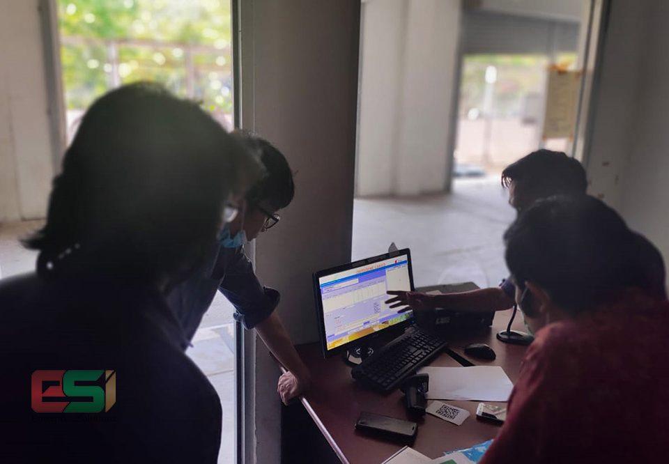 Ujicoba Aplikasi Kargo (CFOR) terintegrasi dengan AODB pada bandara Internasional Sepinggan Balikpapan